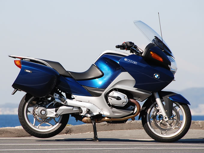 Bmwバイク R1200rt 2005 試乗インプレ バージンbmw