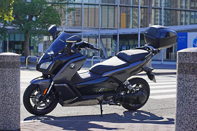 BMW Motorrad C evolution(2020)試乗インプレ / 近い将来天下を取り得る素質を凝縮