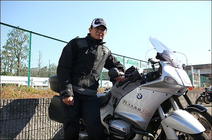 BMW R1150RS 池田 勉さんの愛車紹介 画像