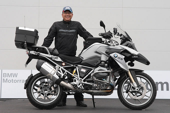 BMW R1200GS(2013) isayanさんの愛車紹介 画像
