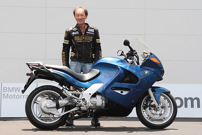 BMW K1200RS(2001) 古賀 利文さんの愛車紹介 画像