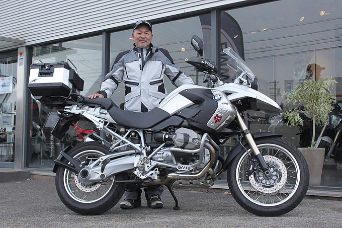 BMW R1200GS(2012) ヤマモトさんの愛車紹介 画像