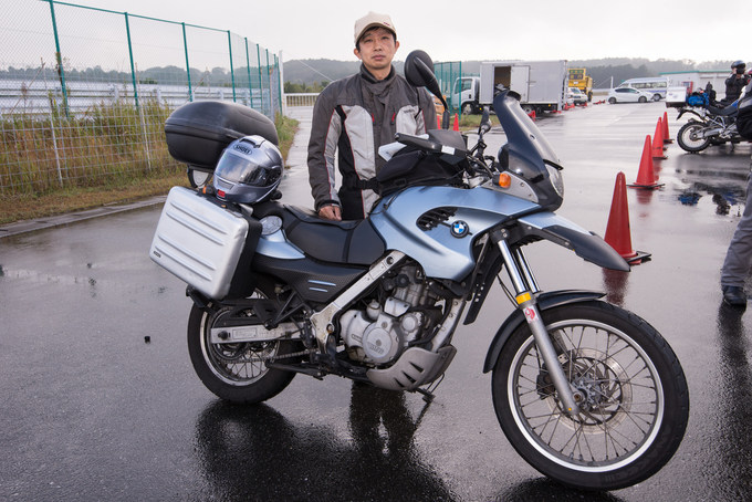 BMW F650GS(2002) TO2さんの愛車紹介 画像