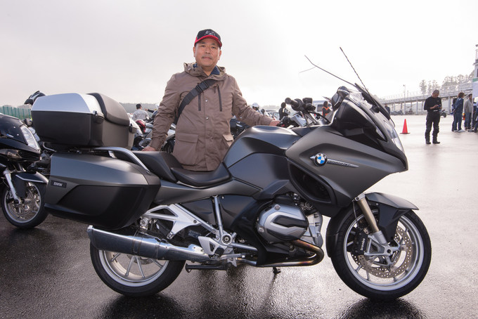 BMW R1200RT(2014) Kameさんの愛車紹介 画像