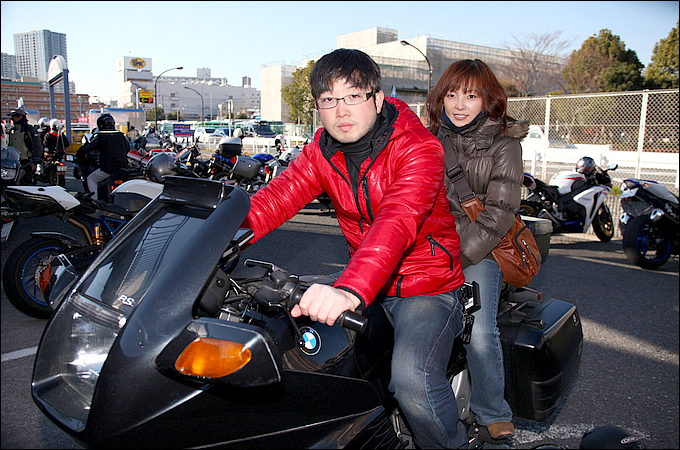 BMW K1100RS N & Hさんの愛車紹介 画像