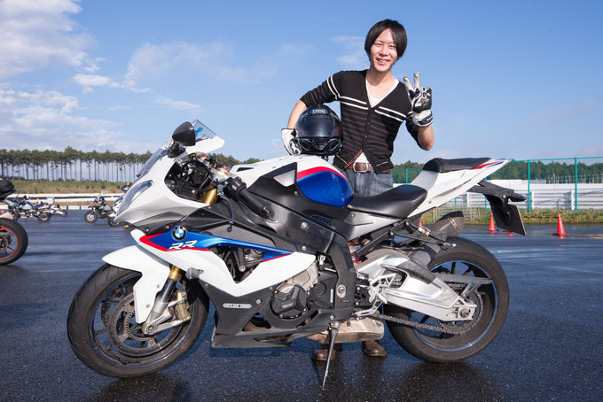 BMW S1000RR(2012) たかさんの愛車紹介 画像