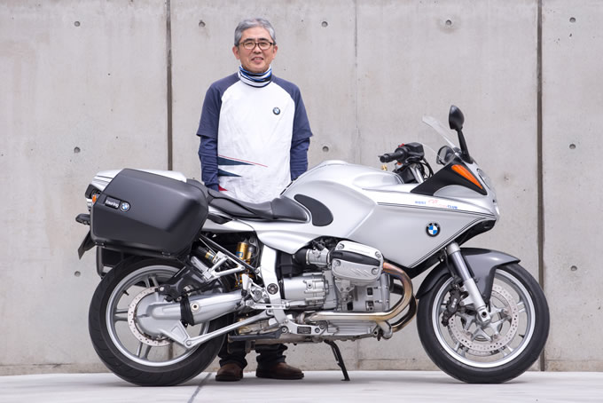 BMW R1100S(2003) 北村 和久さんの愛車紹介 画像