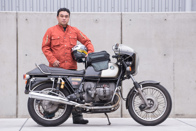 BMW R90S フーストさんの愛車紹介 画像