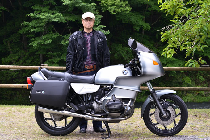 BMW R100RS(1989) ミズノさんの愛車紹介 画像