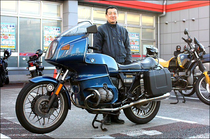 BMW R100RS(twin) 津田 昌彦さんの愛車紹介 画像