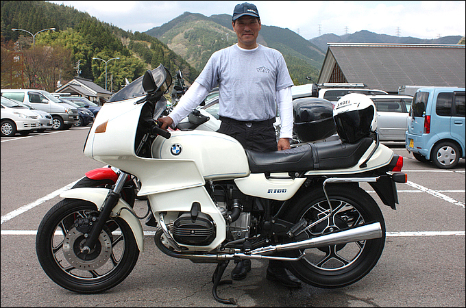 BMW R100RS(mono) 小倉 正宏さんの愛車紹介 画像