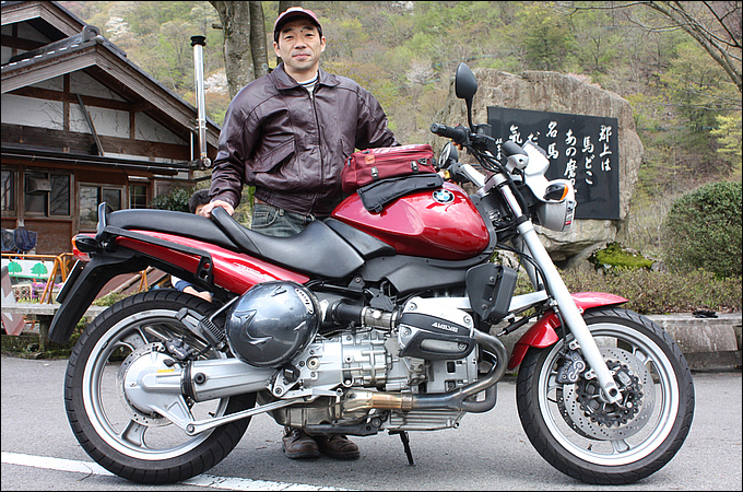 BMW R1100Rロードスター 加藤 成雅さんの愛車紹介 画像