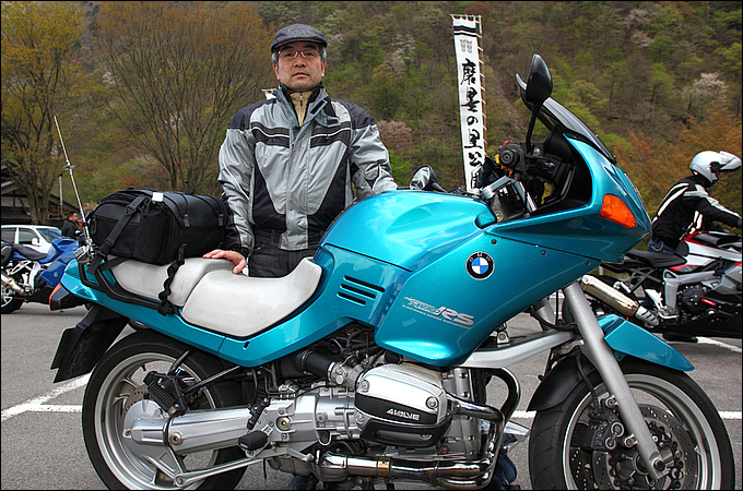 BMW R1100RS 山中 豊治さんの愛車紹介 画像