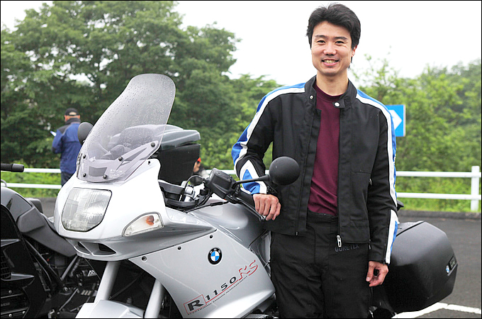 BMW R1150RS 高木 一博さんの愛車紹介 画像