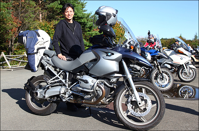 BMW R1200GS(2005) 中里 正人さんの愛車紹介 画像