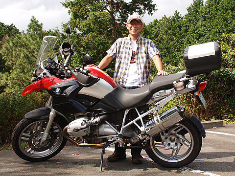 BMW R1200GS 今田 裕之さんの愛車紹介 画像
