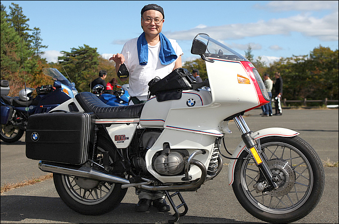 BMW R100RS(1979) Muraringさんの愛車紹介 画像