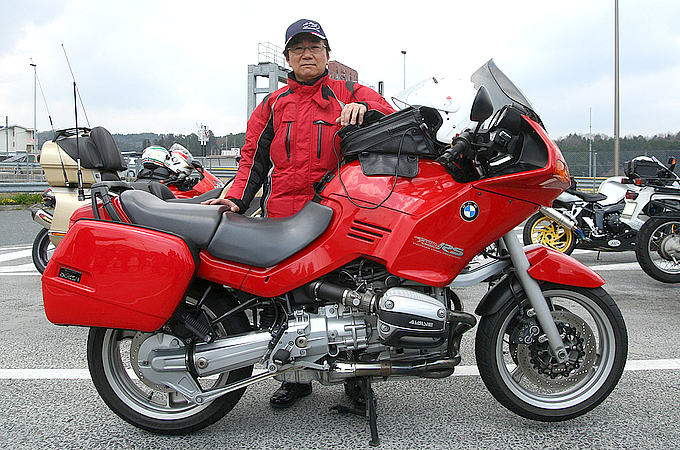 BMW R1100RS 島田 耕治さんの愛車紹介 画像