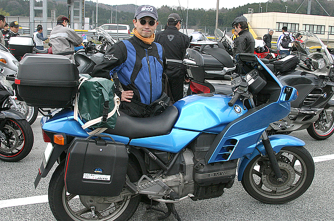 BMW K75RS 眞田 章弘さんの愛車紹介 画像