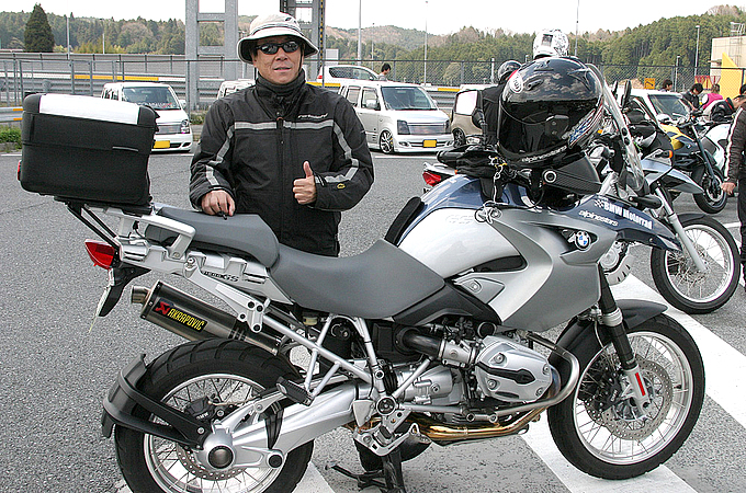 BMW R1200GS(2004) you-Jさんの愛車紹介 画像