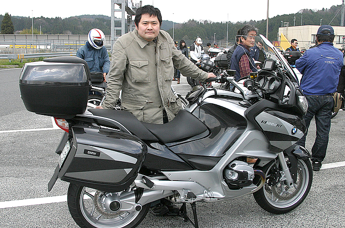 BMW R1200RT(2011) 土屋 孝生さんの愛車紹介 画像