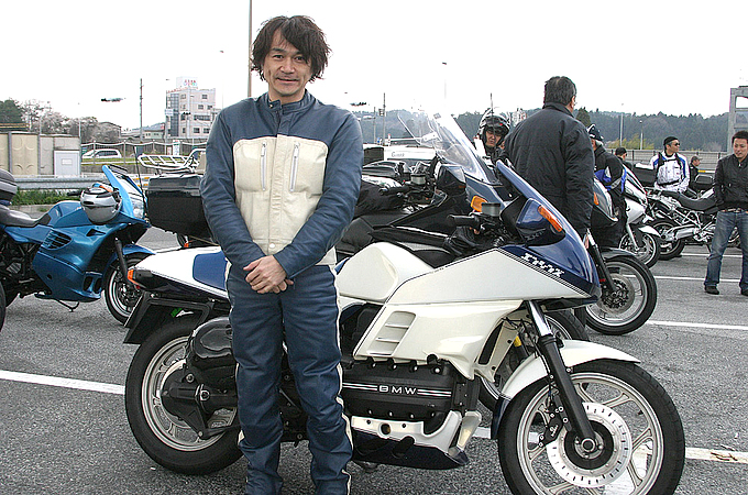 BMW K100RS 楠本 征則さんの愛車紹介 画像