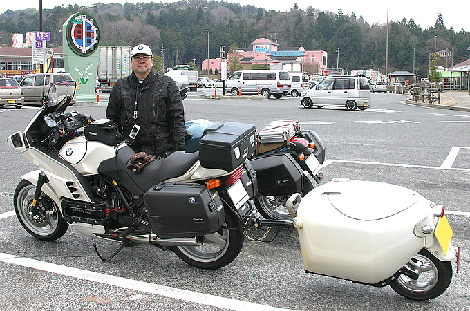 BMW K100RS cosmicさんの愛車紹介 画像