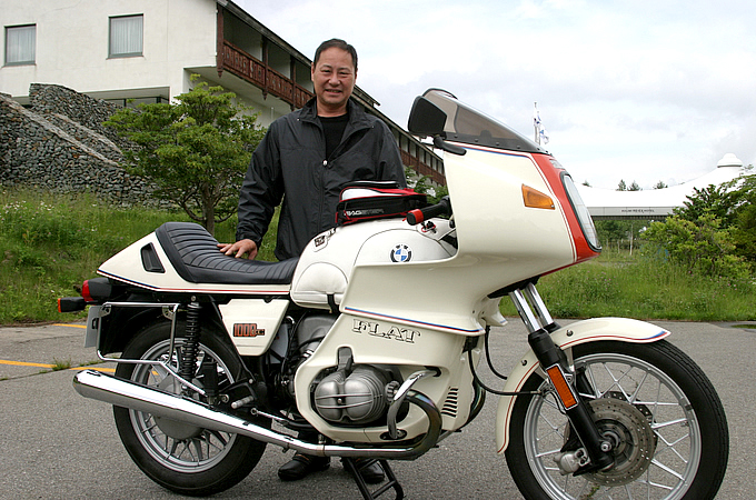 BMW R100RS Limited Edition 小海 則男さんの愛車紹介 画像