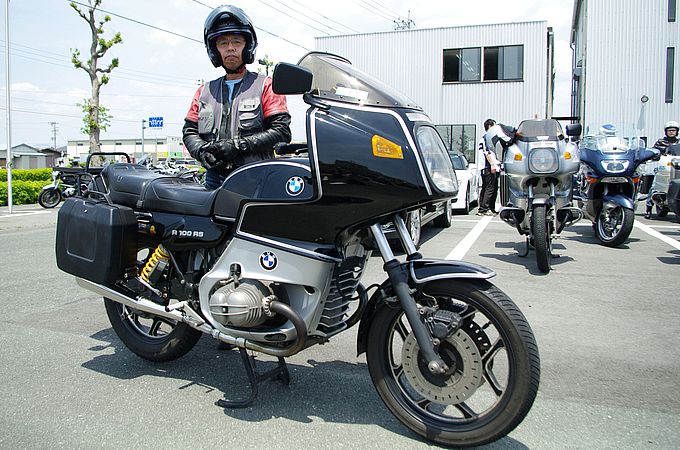 BMW R100RS armamentさんの愛車紹介 画像