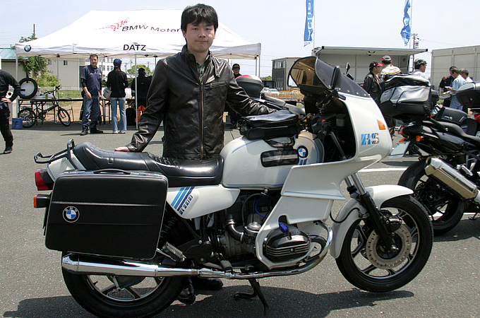 BMW R100RS(1988) 藤本 悠太さんの愛車紹介 画像