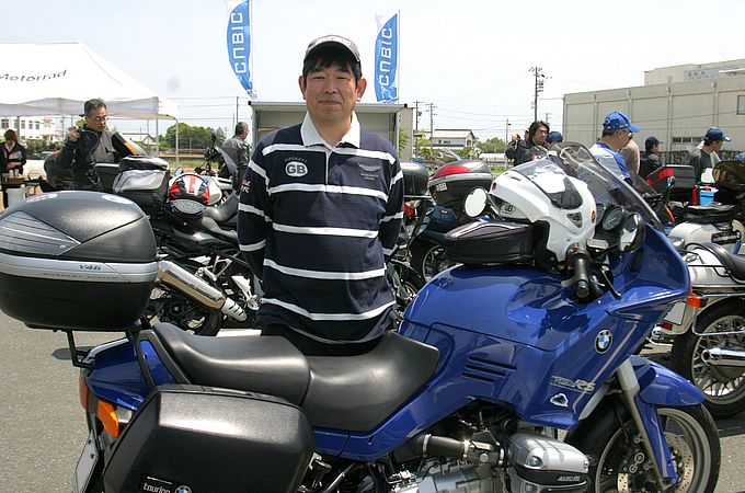 BMW R1100RS 脇 博宜さんの愛車紹介 画像