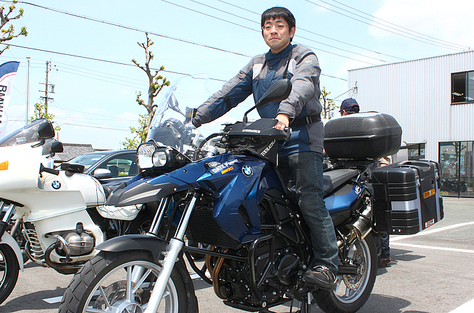 BMW F650GS(2011) 加藤 誠二さんの愛車紹介 画像