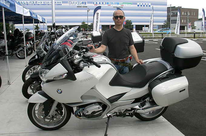 BMW R1200RT(2010) 三萩 政照さんの愛車紹介 画像