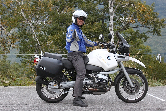 BMW R1100GS 石井 淳一さんの愛車紹介 画像