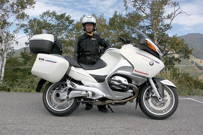BMW R1200RT(2006) 宮澤 郁也さんの愛車紹介 画像