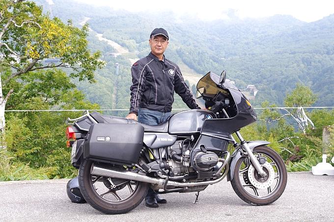 BMW R100RS(1990) 前島 伸樹さんの愛車紹介 画像