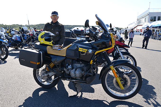 BMW R100GSパリダカール(1990) 市橋 聡さんの愛車紹介 画像