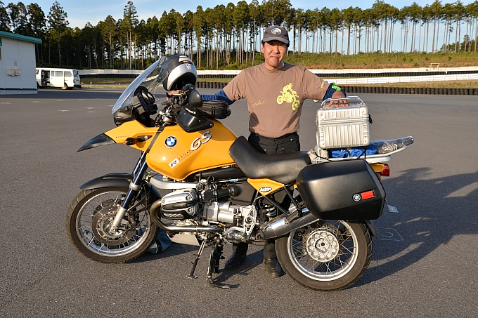 BMW R1150GS(2002) 柴田 伸典さんの愛車紹介 画像