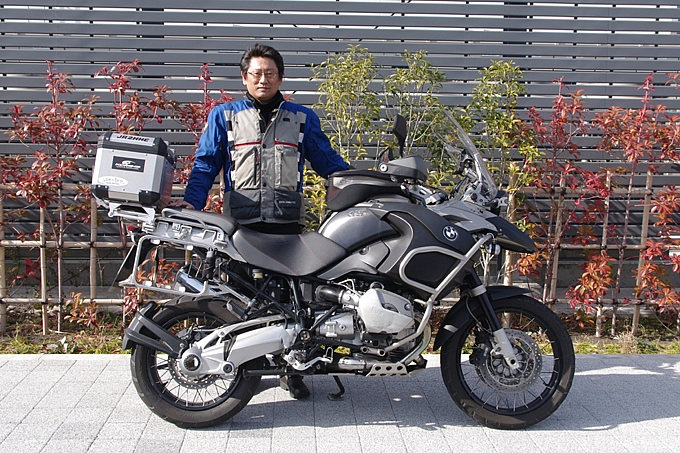BMW R1200GSアドベンチャー(2008) ユキGS-Aさんの愛車紹介 画像