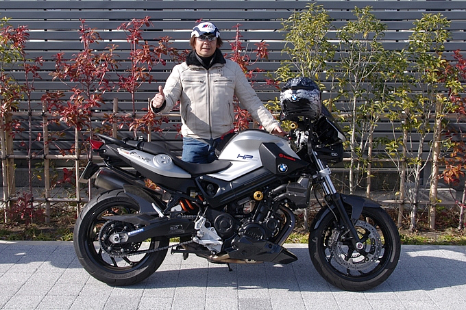 BMW F800R(2010) むうさんの愛車紹介 画像