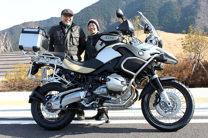 BMW R1200GSアドベンチャー(2013) 小川原 敬一さんの愛車紹介 画像