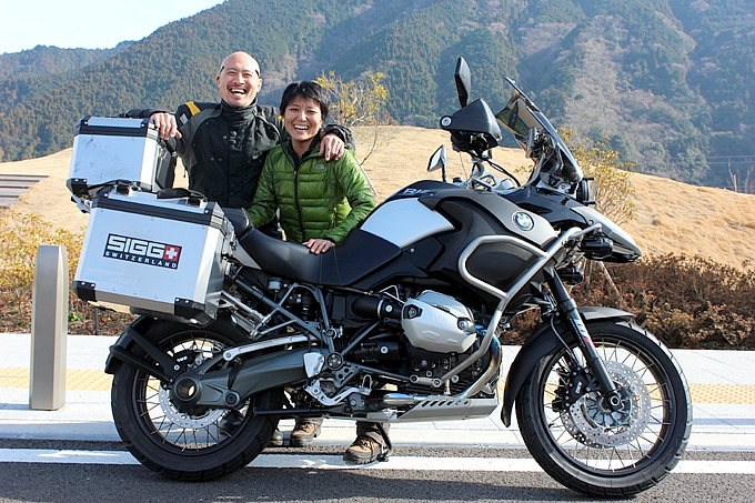 BMW R1200GSアドベンチャー(2012) 福田 素久さんの愛車紹介 画像