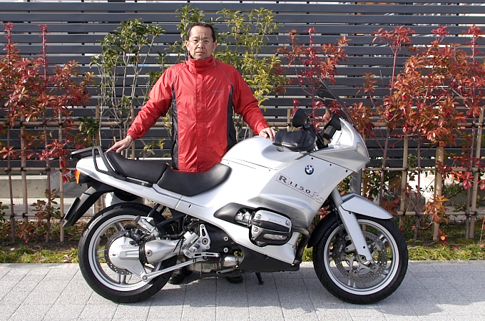 BMW R1150RS(2002) 木下 充弘さんの愛車紹介 画像