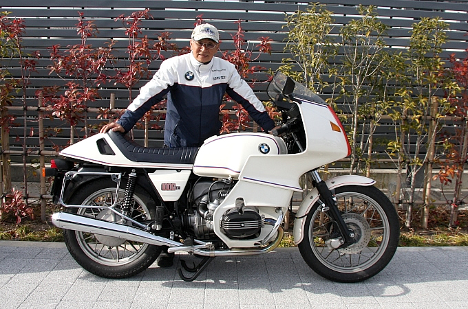 BMW R100RS(1978) 伊藤 静男さんの愛車紹介 画像