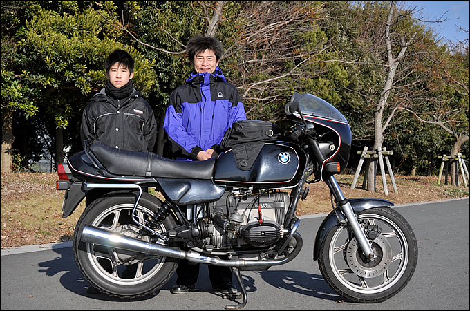 BMW R80 太田 久さんの愛車紹介 画像