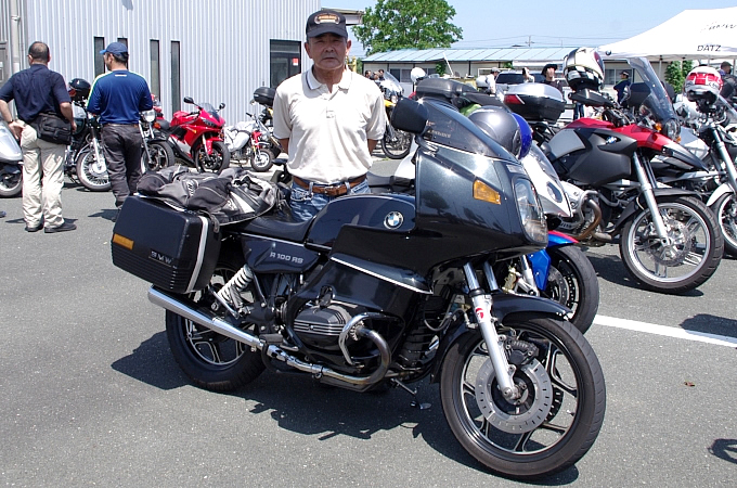 BMW R100RS(1989) 三浦弘正さんの愛車紹介 画像