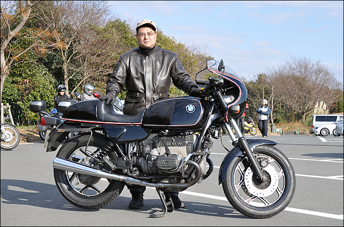 BMW R100RS 高橋 誠さんの愛車紹介 画像