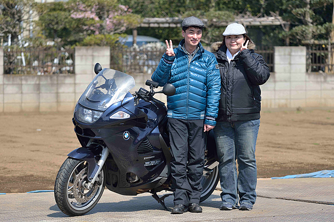 BMW K1200GT(2005) 横井 顕さんの愛車紹介 画像