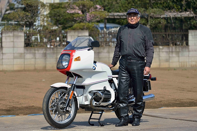 BMW R100RS(1979) 水木 憲治さんの愛車紹介 画像