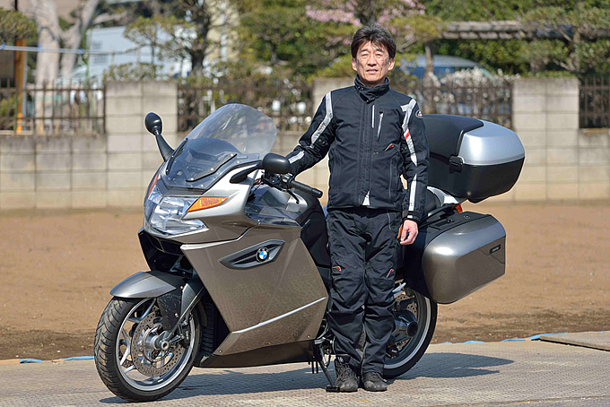 BMW K1300GT(2010) マイキー夫婦さんの愛車紹介 画像